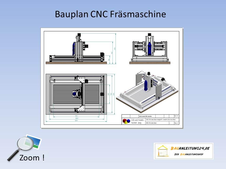 Bauplan Terrassenuberdachung Pdf ~ Bauplan cnc fräsmaschine