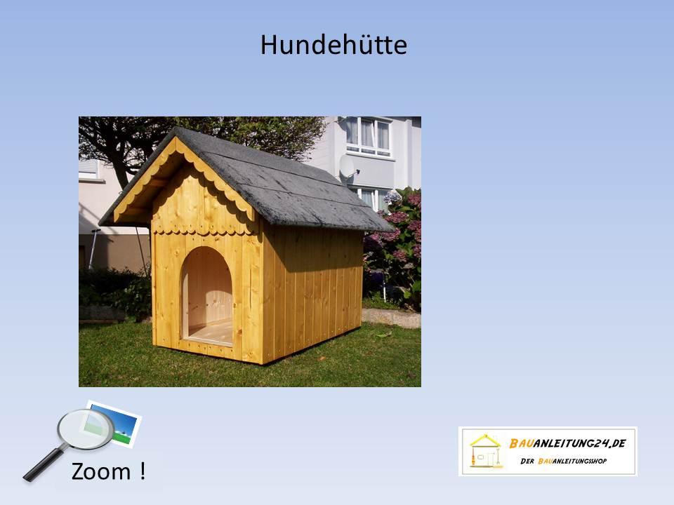 bauanleitung hundeh tte bauanleitungen baupl ne von kreativen k pfen f r kreative k pfe. Black Bedroom Furniture Sets. Home Design Ideas