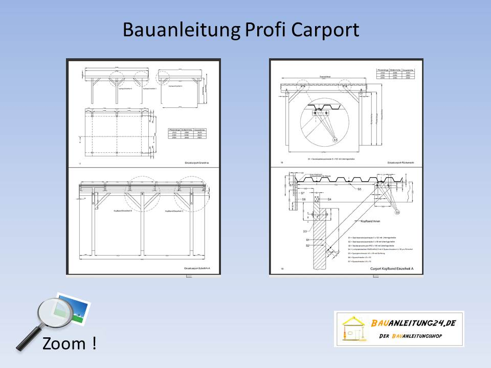 carport bauanleitung my blog. Black Bedroom Furniture Sets. Home Design Ideas