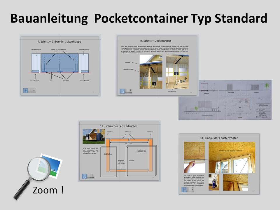 Bauanleitung seecontainer mikrohaus for Bauanleitung cd sta nder